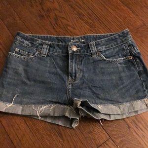 Victoria Secret London Jean shorts